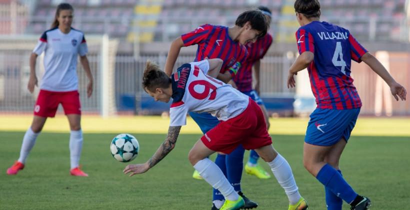 Минск на выезде одолел Влазнию и вышел в 1/16 финала женской Лиги чемпионов