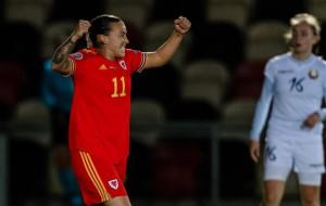 Женская сборная Беларуси уступила девушкам из Уэльса