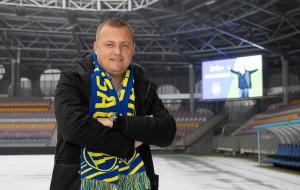 Жуковский: «Хотим приложить все усилия, чтобы вывести команду на тот уровень, на котором она была раньше»