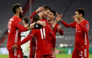 Вольфсбург потерпел поражение от Баварии
