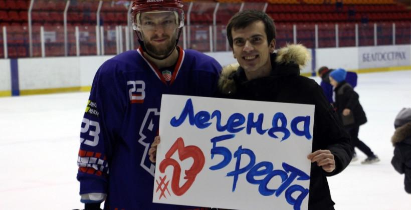 Николай Мирончик усилил Могилев