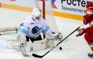 Голкипер Колосов получил категорию «В» в январском рейтинге Центрального скаутского бюро НХЛ