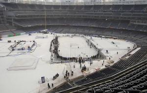 Некоторые клубы НХЛ предлагают проводить игры на открытом воздухе