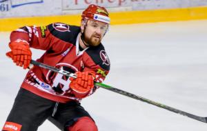 Игрок Немана Максим Сергеев получил дисквалификацию на один матч