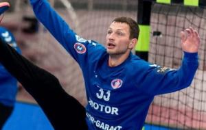 Сэйв Ивана Мороза — в топ-5 вратарских спасений месяца в СЕХА-лиге (видео)