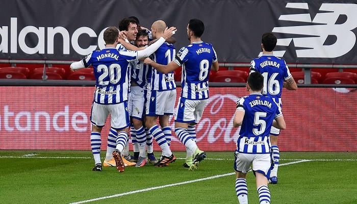 Реал Сосьедад минимально обыграл Атлетик