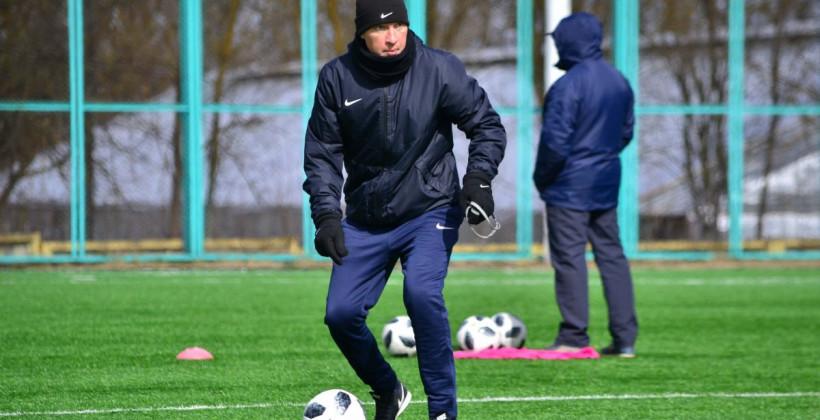 Евгений Чернухин близок к назначению на пост главного тренера Витебска