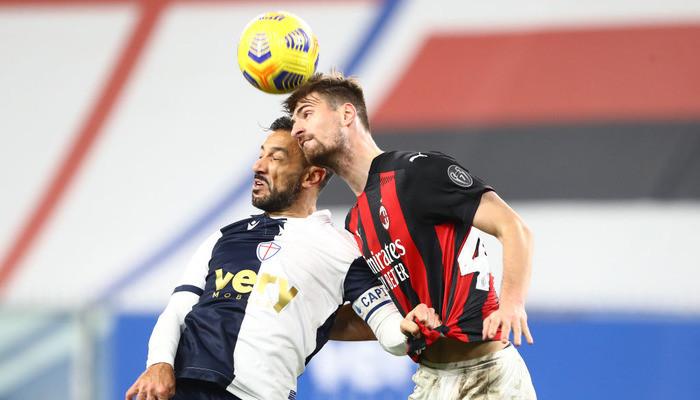 Милан на выезде справился с Сампдорией и лидирует в Серии А