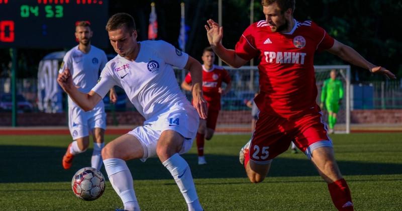 Витебск выкупил права на полузащитника минского Динамо Александра Ксенофонтова