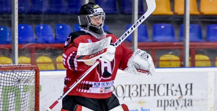 Максим Городецкий получил повреждение в матче против Химика