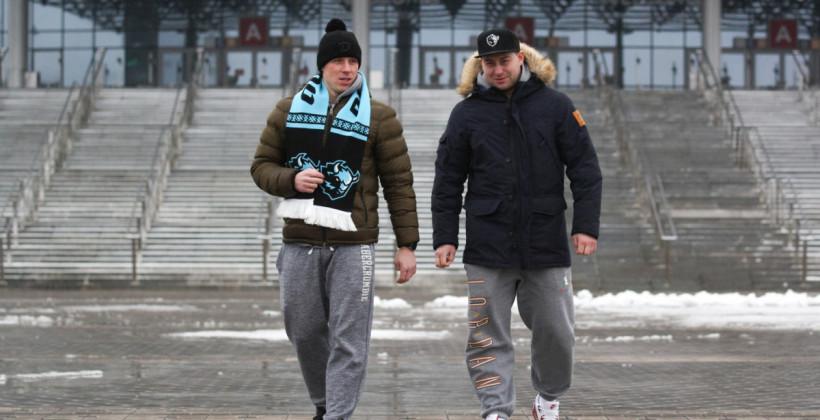 Новички минского Динамо определились с игровыми номерами