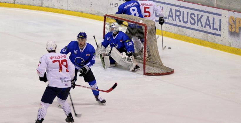 Витебск в овертайме добыл волевую победу над Лидой