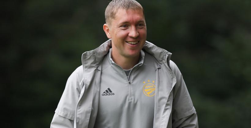 Евгений Чернухин, Витебск