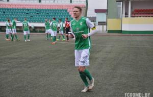 Руслан Юденков о дебюте в сборной в 34 года и одном из самых успешных сезонов Гомеля (видео)