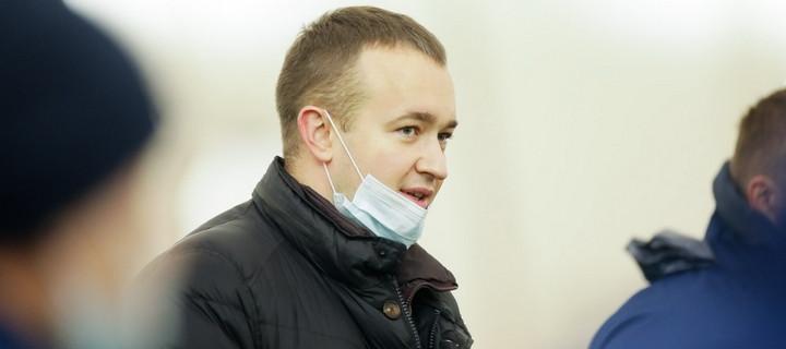 Андрей Капский: «Я боялся, что у иностранного специалиста ушло бы какое-то время на раскачку»