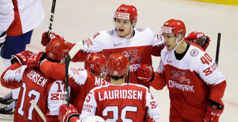 Сборная Дании планирует бойкотировать чемпионат мира-2021, если турнир пройдет в Беларуси