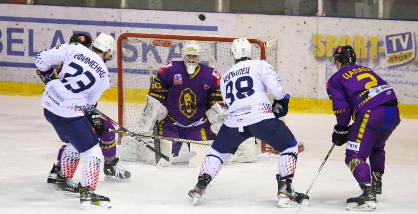 Металлург минимально обыграл Могилев в товарищеском матче