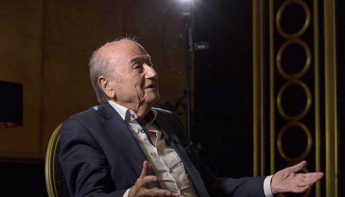 Экс-президент ФИФА Блаттер госпитализирован