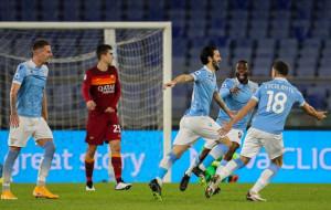 Лацио не оставил шансов Роме, обыграв волков со счётом 3:0