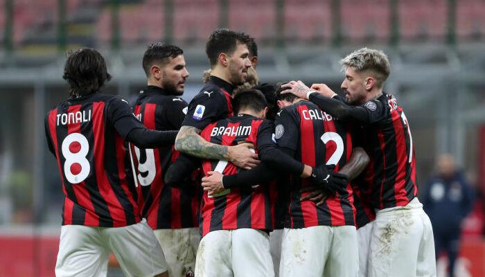 Милан добыл уверенную победу над Торино