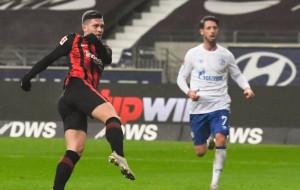 Йович оформил дубль в дебютном матче после возвращения в Айнтрахт