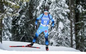 Французы выиграли мужскую эстафету в Антхольц-Антерсельве