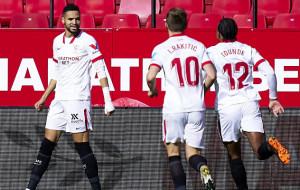 Севилья вышла в 1/8 финала Кубка Испании
