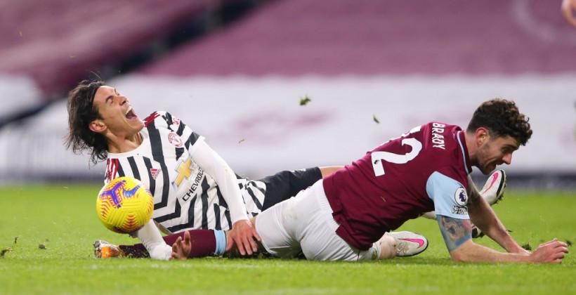 Гол Погба помог Манчестер Юнайтед обыграть Бёрнли