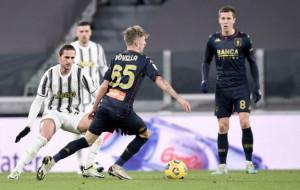 Ювентус справился с Дженоа в 1/8 финала Кубка Италии