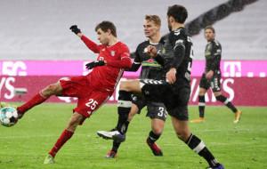 Бавария не без труда справилась с Фрайбургом