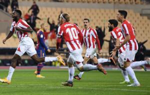Атлетик в дополнительное время дожал Барселону и выиграл Суперкубок Испании
