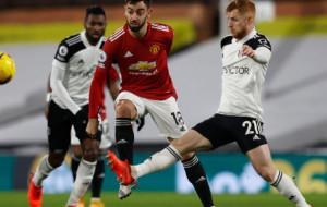 Манчестер Юнайтед в гостях добыл волевую викторию над Фулхэмом