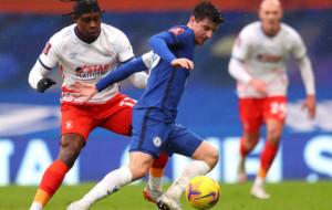 Челси вышел в 1/8 финала Кубка Англии, обыграв Лутон Таун