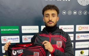 Али Нассер Али Хасан присоединился к Славии