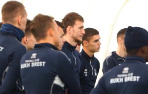 Седерстрем, Бакай и Тве провели первую тренировку в Рухе (видео)