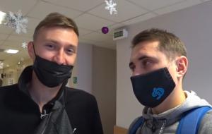 Минское Динамо вышло из отпуска (видео)