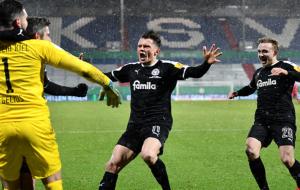 Хольштайн Киль неожиданно переиграл Баварию в матче Кубка Германии