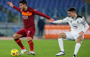 Специя сенсационно вышла в четвертьфинал Кубка Италии, обыграв в гостях Рому