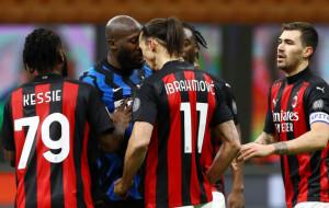 Интер в концовке вырвал победу у Милана и пробился в полуфинал Кубка Италии