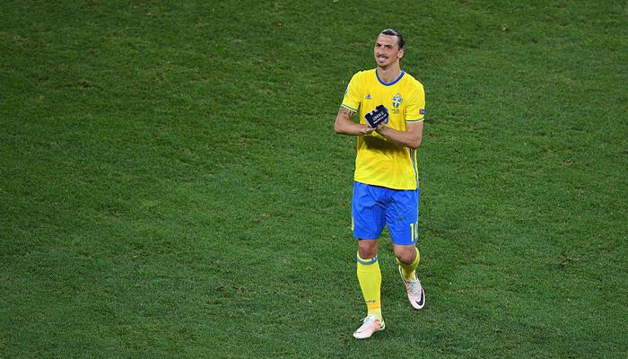 Златан Ибрагимович покинул расположение сборной Швеции