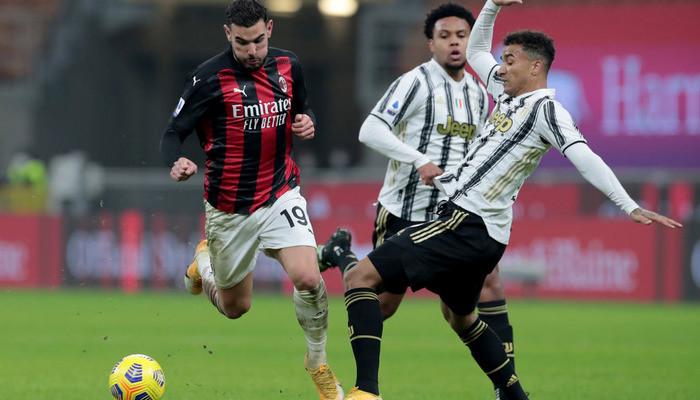 Ювентус на выезде уверенно обыграл Милан