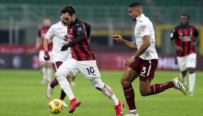 Милан вышел в четвертьфинал Кубка Италии