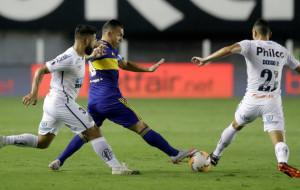 Сантос переиграл Боку Жуниорс в полуфинале Кубка Либертадорес