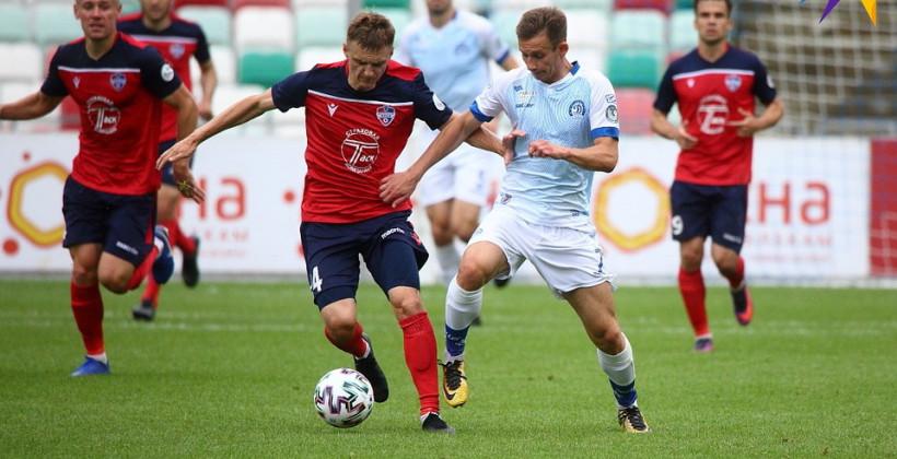 Андрей Шемрук заключил контракт с Витебском