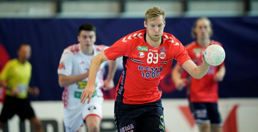 Сборная Беларуси уступила норвежцам в матче квалификации ЧЕ-2022
