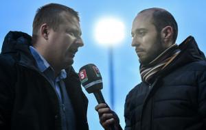 Виталий Жуковский: «К сожалению, в таком важном матче повезло игроку и в принципе команде»