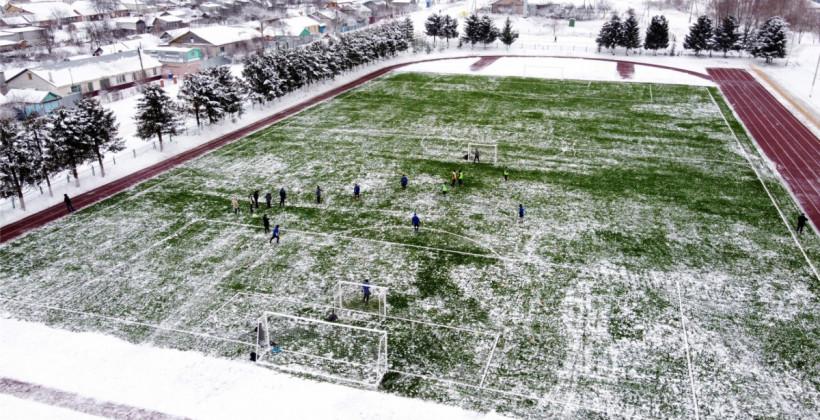 Футбол, футбольное поле