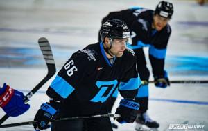 Павел Варфоломеев забил первую шайбу минского Динамо в плей-офф КХЛ (видео)