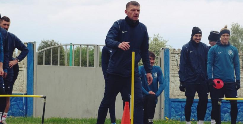 Сергей Павлюкович покинул тренерский штаб Витебска