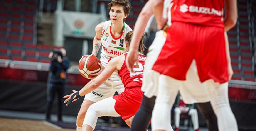 Стали известны соперники женской сборной Беларуси на чемпионате Европы-2021